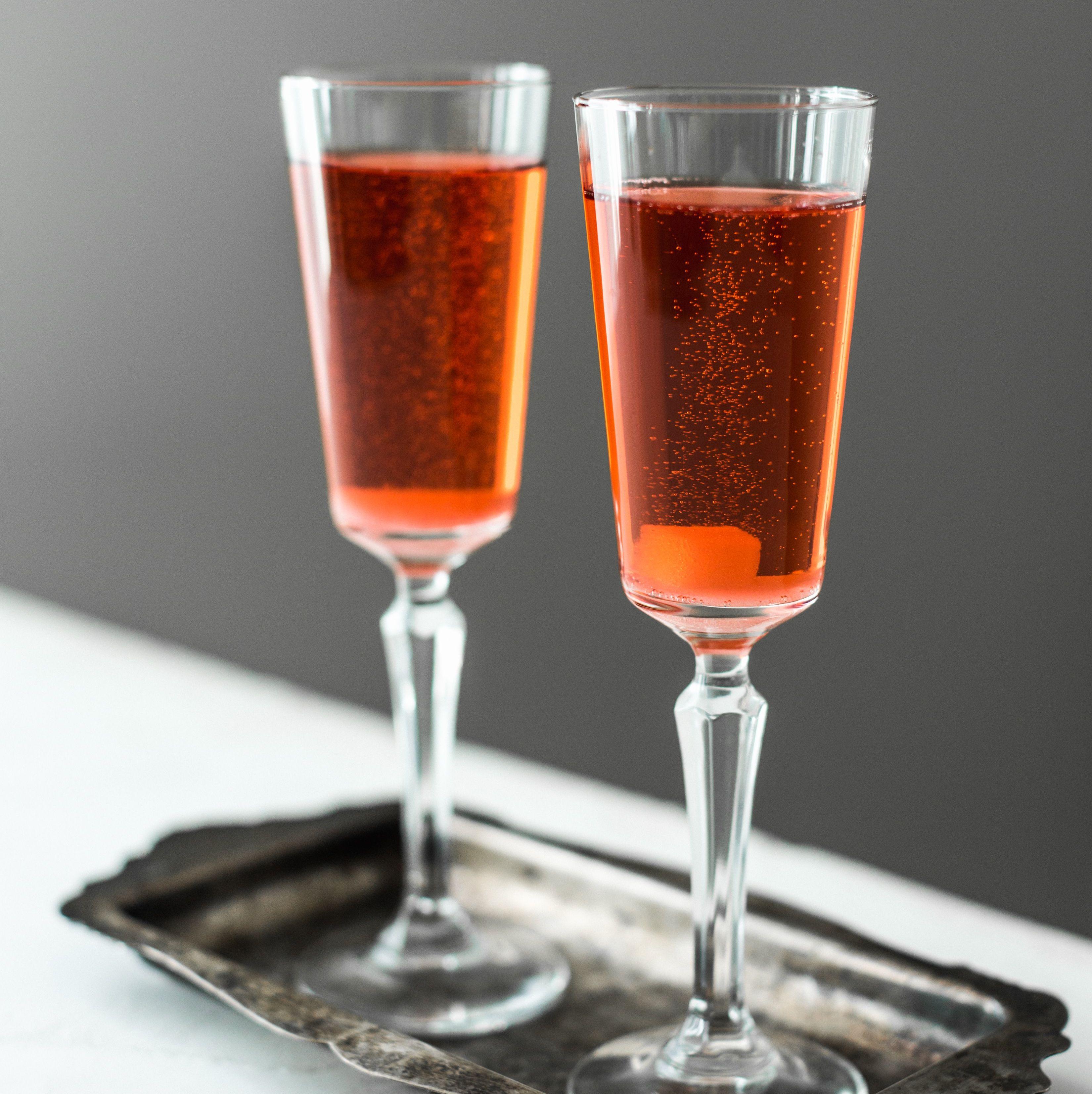 Romantic Cocktails