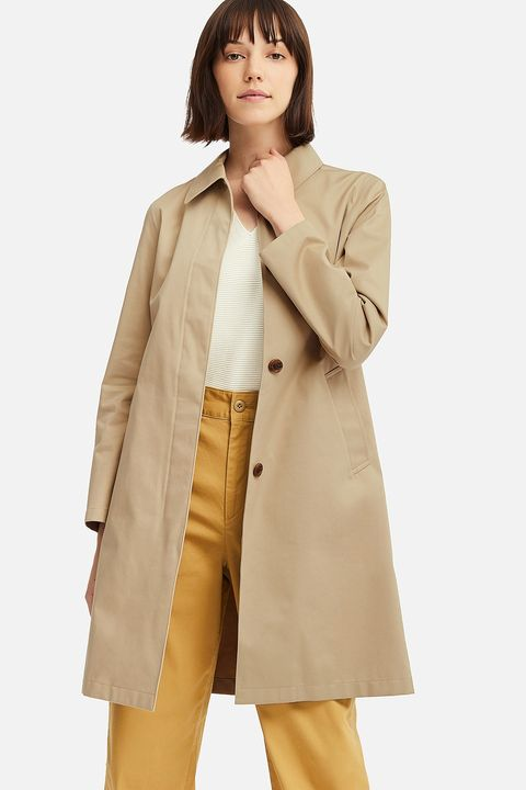 Uniqlo mac coat