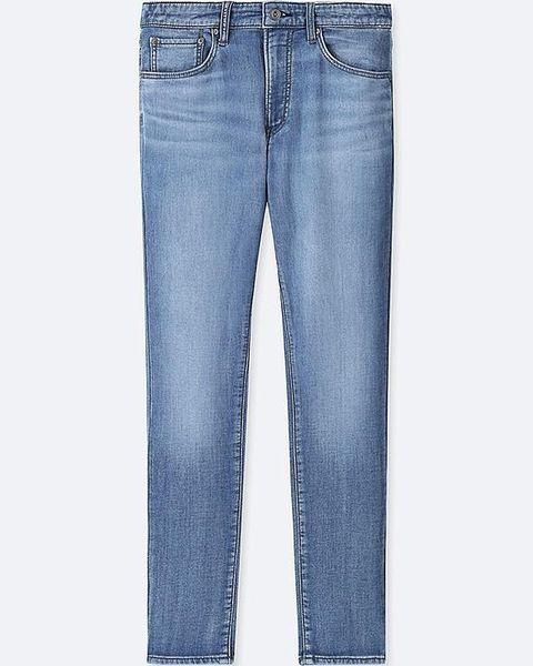 Jeans Ezy Uniqlo, vaqueros hombre, vaqueros, jeans hombre