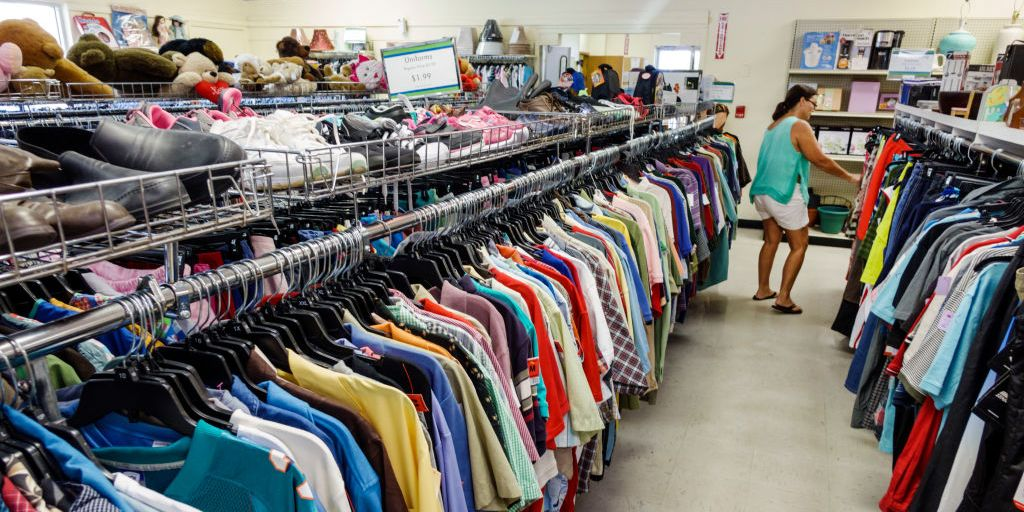How often do goodwill employees get paid