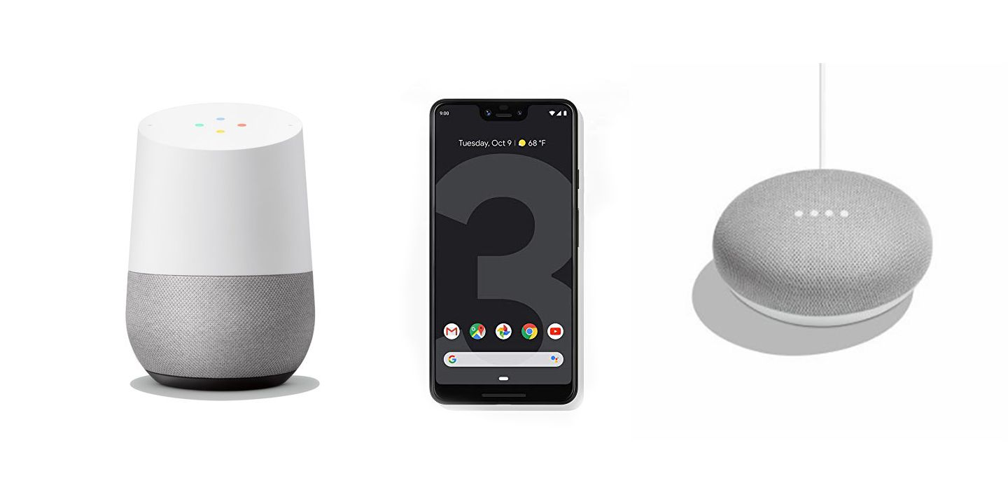 All of the Google Pixel and Home Products on Sale Now