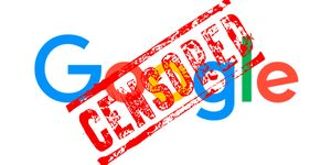 google censurado