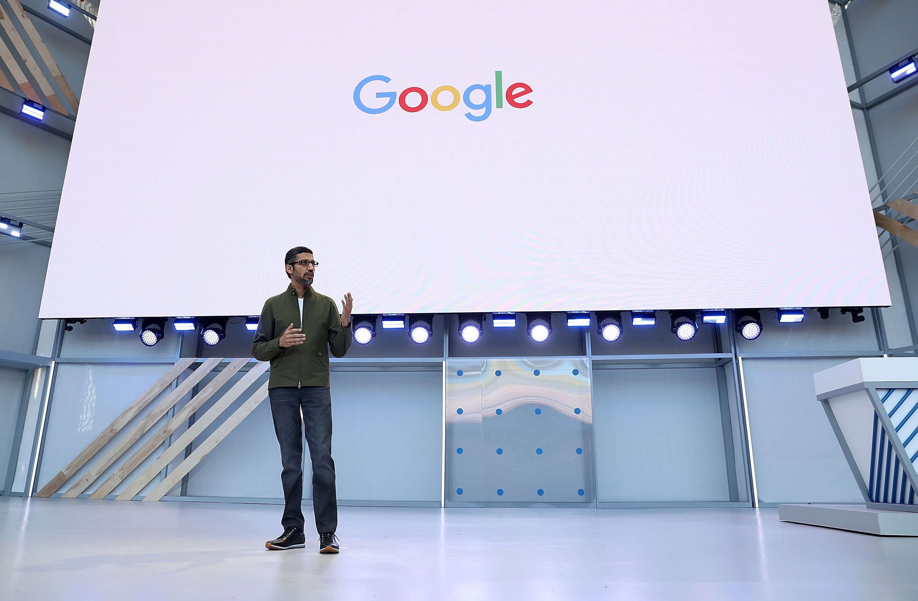Here's How to Watch Google's 2019 I/O Developer Conference Live