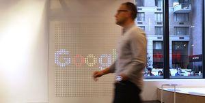 Google geolocaliza