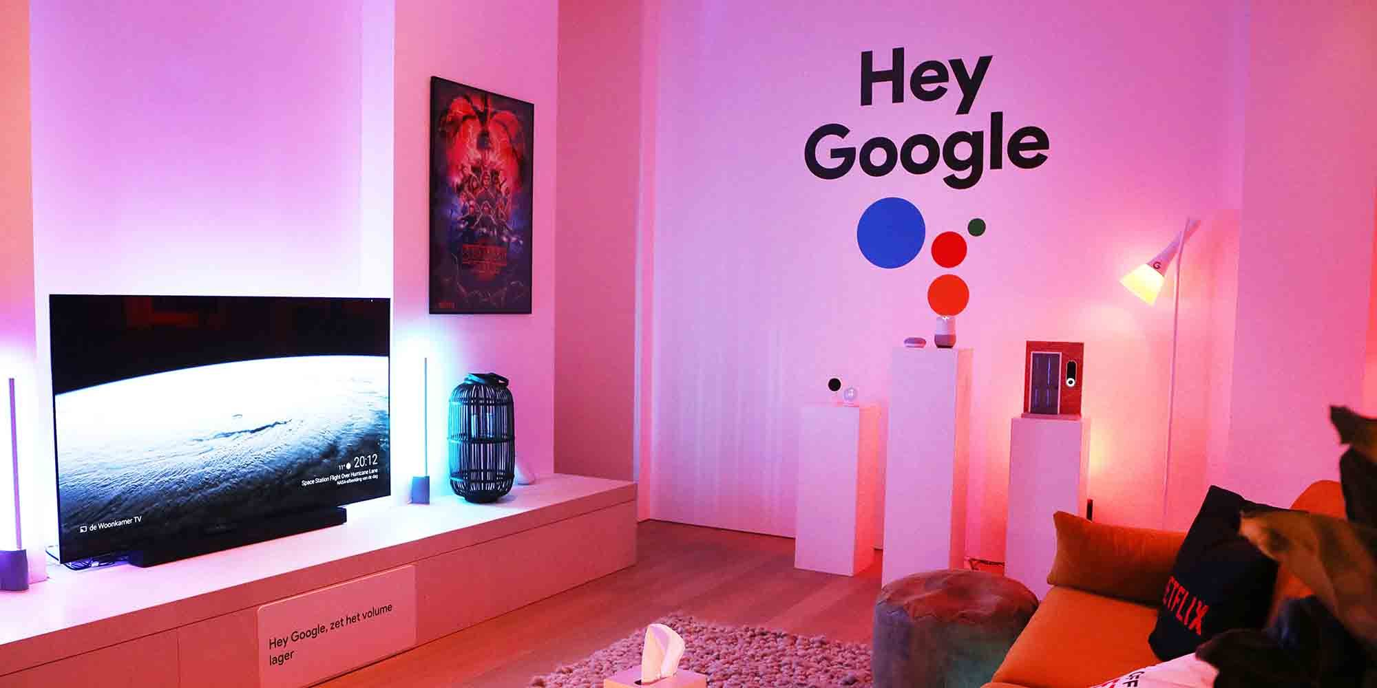 Google Home Appartement