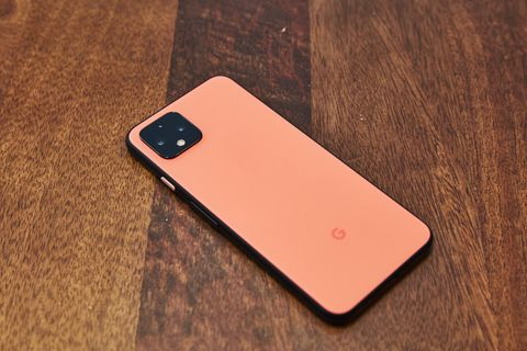 Google's Pixel 4 Takes a Shaky First Step Into the Futur
