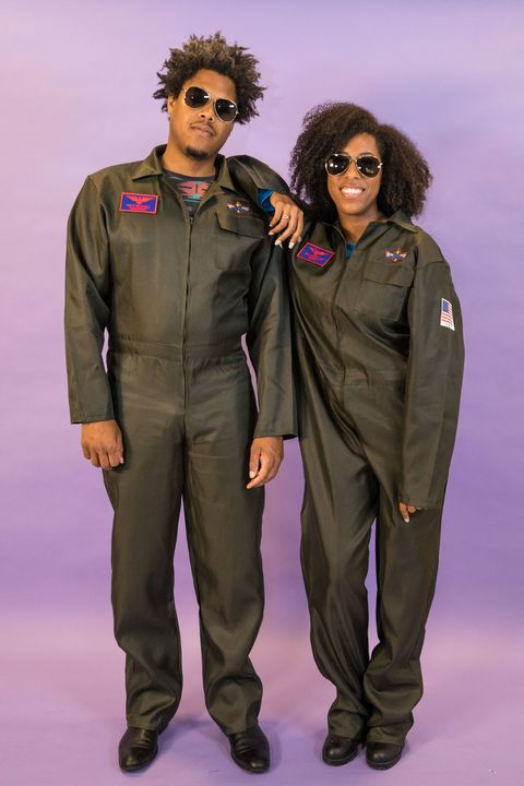 goose and maverick halloween costumes for couples