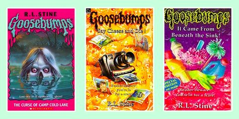 A Definitive Ranking Of 20 Goosebump Books Based On How