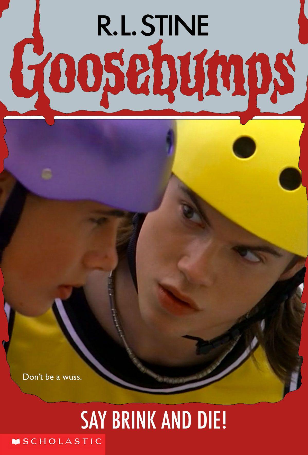 DCOMs Goosebumps Brink! Disney Channel