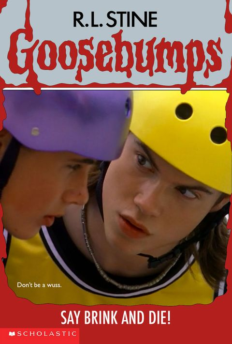 DCOMs Goosebumps Brink! Disney Channel