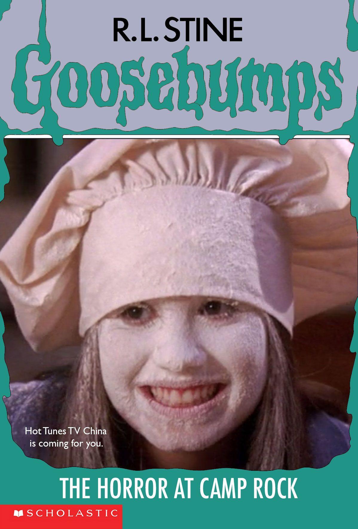 DCOMs Goosebumps Camp Rock Demi LovatoDisney Channel