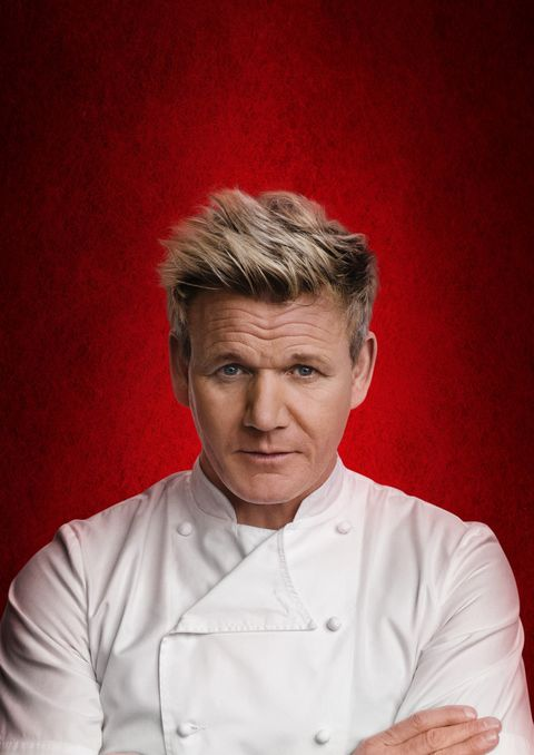Chin, Forehead, Chef, Cook,