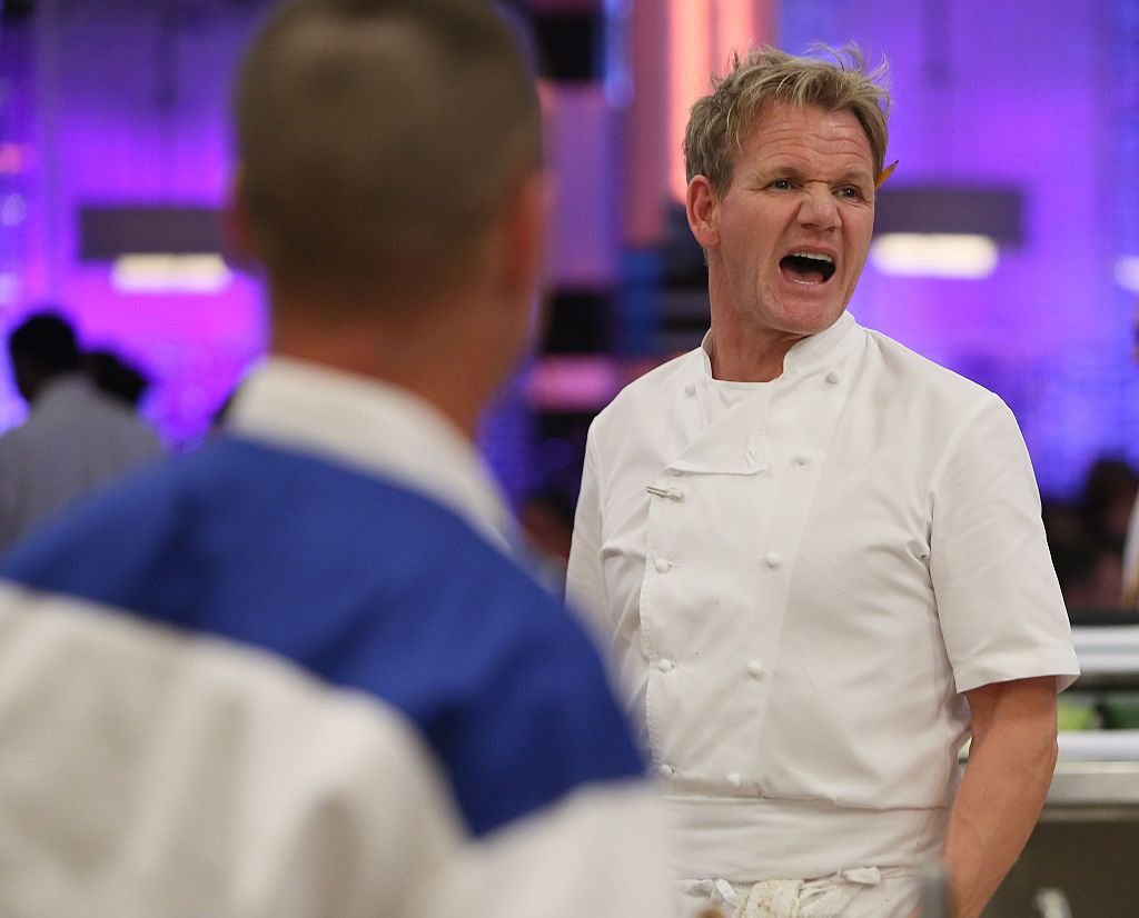 Shots Are Being Fired at Gordon Ramsay's Version of a Full English Breakfast