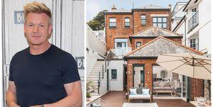 Gordon Ramsay /Trevail House holiday home