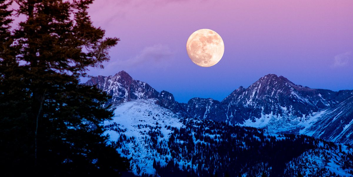 how the 2018 winter solstice cold moon will affect your. Black Bedroom Furniture Sets. Home Design Ideas