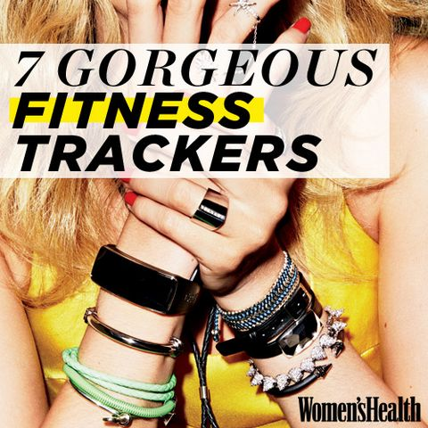 7 Incredibly Stylish Fitness, Health, and Life Trackers That Look Like Jewelry