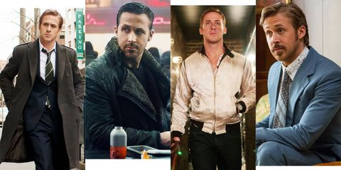 what is ryan gosling drinking in crazy stupid love