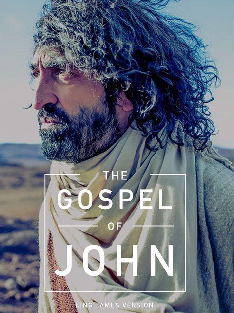christian movies netflix 'the gospel of john'