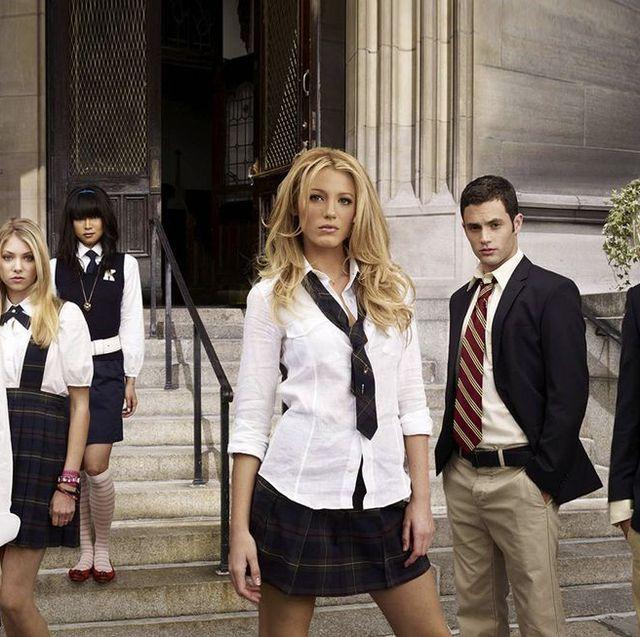 Uniform, School uniform, Clothing, Fashion, Event, Formal wear, Street fashion, Photography, Suit, Black-and-white,
