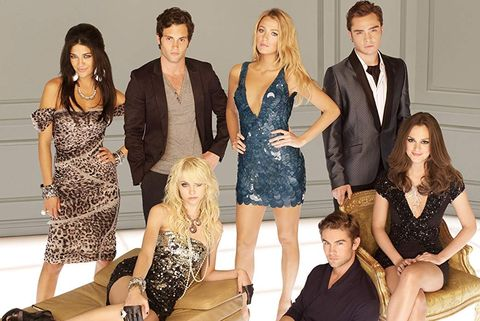 Gossip Girl Is Officially Getting a Reboot
