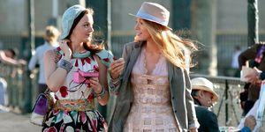 gossip-girl-beste-stijlmomenten-serena-van-der-woodsen-Blair-Waldorf