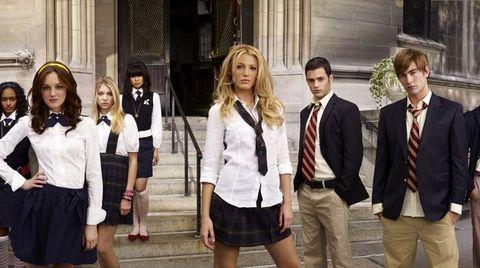 gossip girl season 3 ep 12 cast