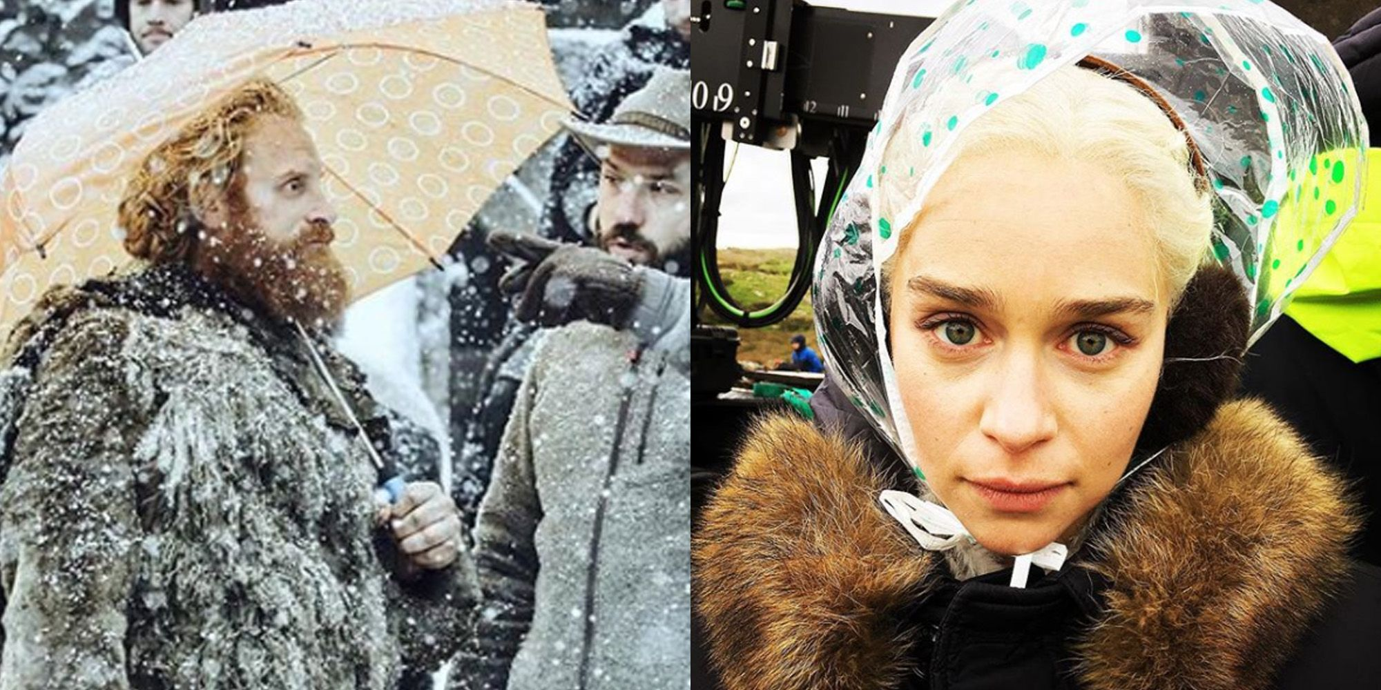 93 Behind-the-Scenes 'Game of Thrones' Pictures That Will Destroy the Magic for You