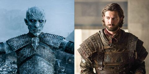 9 Times Game Of Thrones Recast Characters Game Of