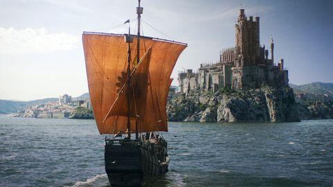 Vehicle, Boat, Watercraft, Caravel, Ship, Sailing ship, Cog, Longship, Carrack, Galleon,