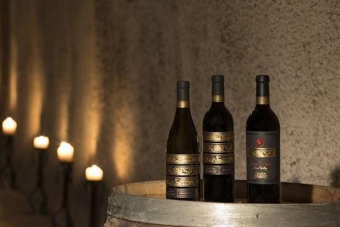 Bottle, Wine bottle, Drink, Alcohol, Glass bottle, Alcoholic beverage, Wine, Distilled beverage, Liqueur, Winery,