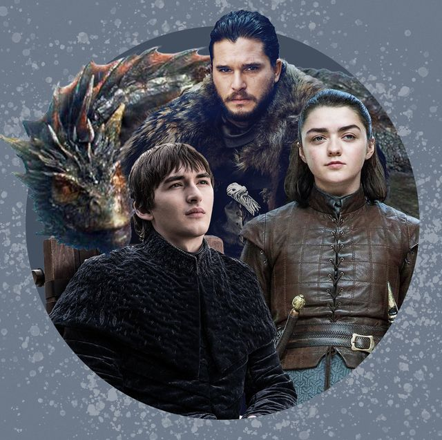 Game Of Thrones Season 8 Ending Finale Questions Answered Where Jon Arya And Bran Are Now