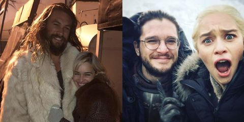 69fe535a1 Game of Thrones' Cast Real Life Photos - 'Game of Thrones' Cast ...