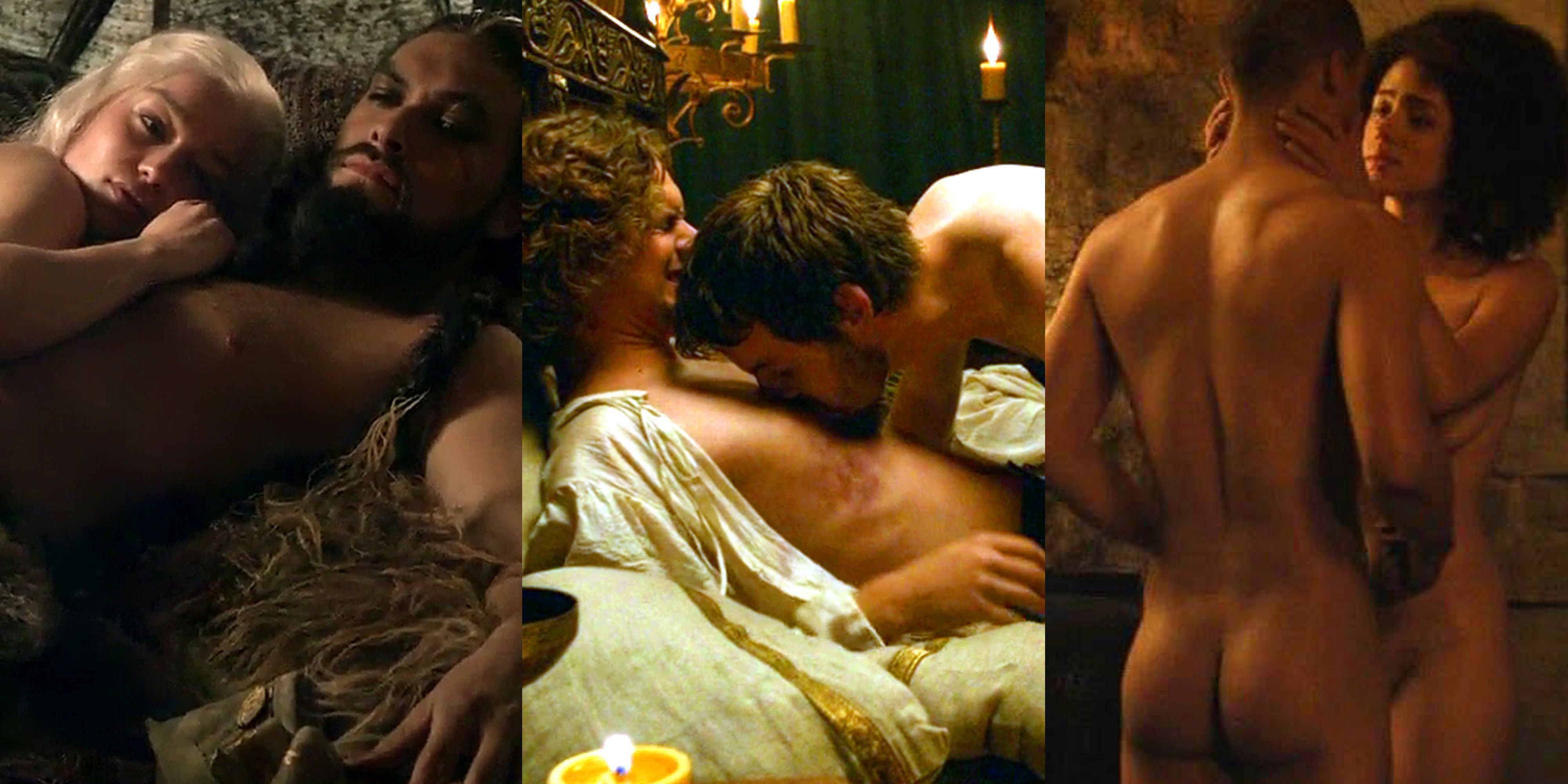 Game Thrones Best Sex Scenes
