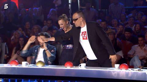 Got Talent. Risto y Edurne
