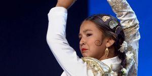 Triana sufre un ataque de nervios en 'Got Talent'