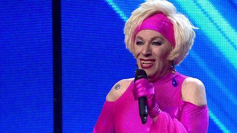 Xayo reina en 'Got Talent' y consigue el pase de oro