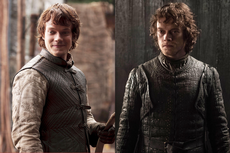 Theon Greyjoy (Alfie Allen