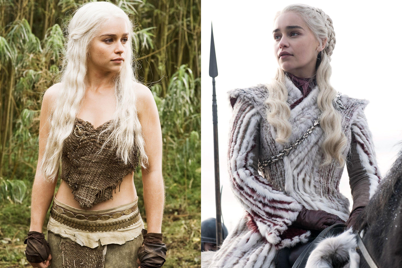 Daenerys Targaryen (Emilia Clarke