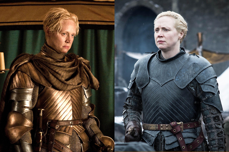 Brienne of Tarth (Gwendoline Christie