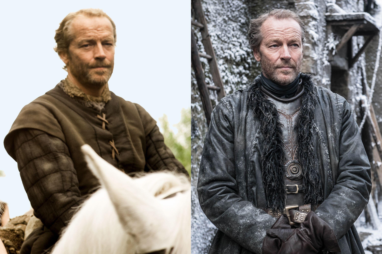 Jorah Mormont (Iain Glen