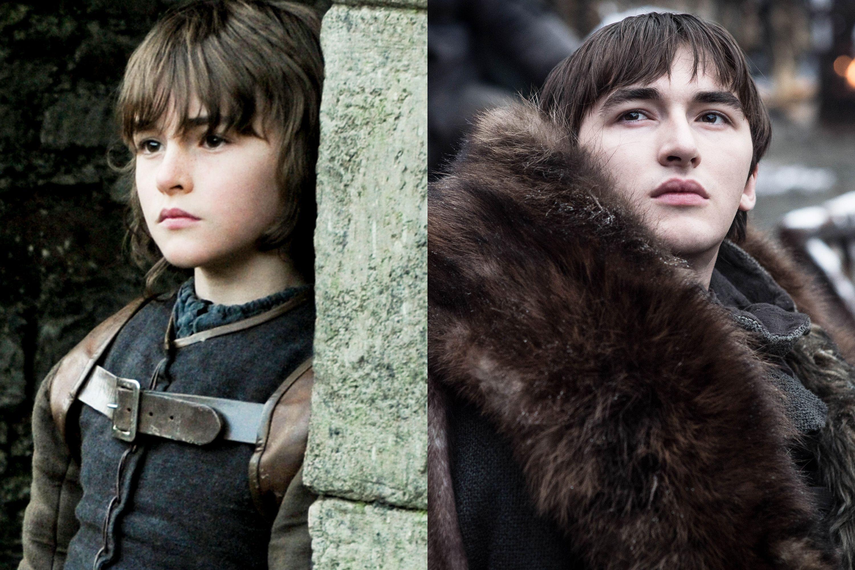 Bran Stark (Isaac Hempstead Wright