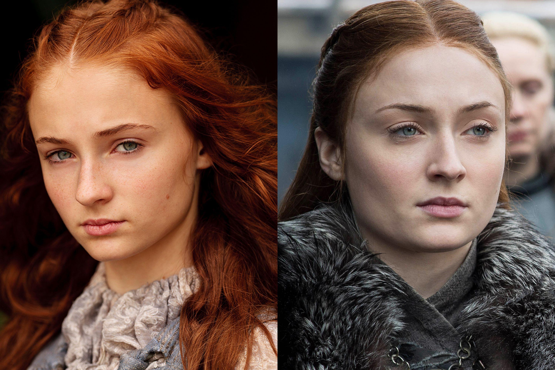 Sansa Stark (Sophie Turner