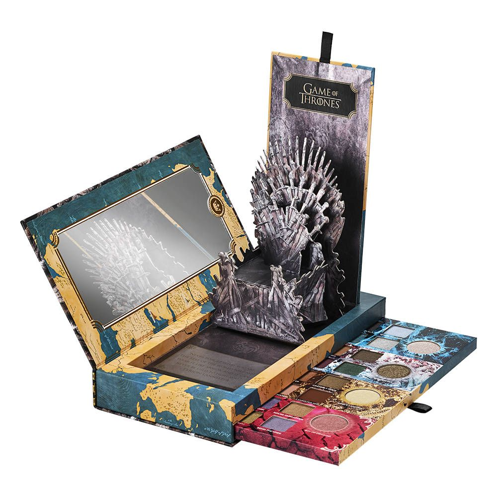 urban-decay-make-up-collectie-game-of-thrones