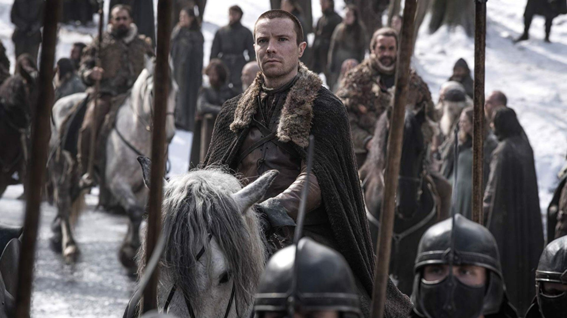 In Season Eight, Episode Four, Daenerys names Gendry Lord of Storm's End, giving him much-craved legitimacy.