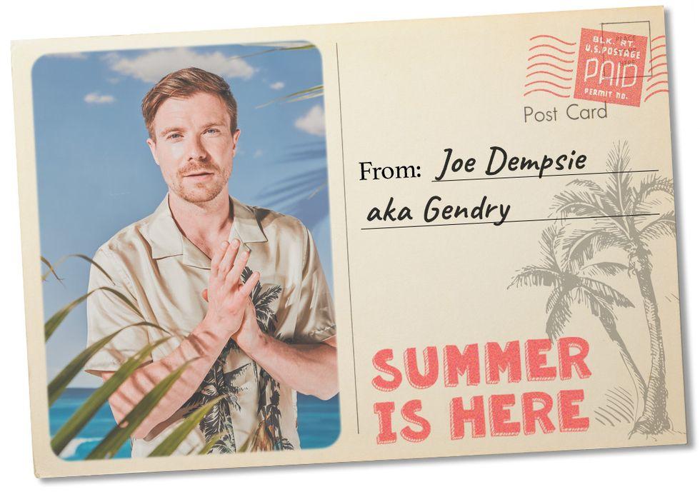 Joe Dempsie Was Nearly Jon Snow. Now Gendry Is Game of Thrones' Most Earnest Heartthrob.
