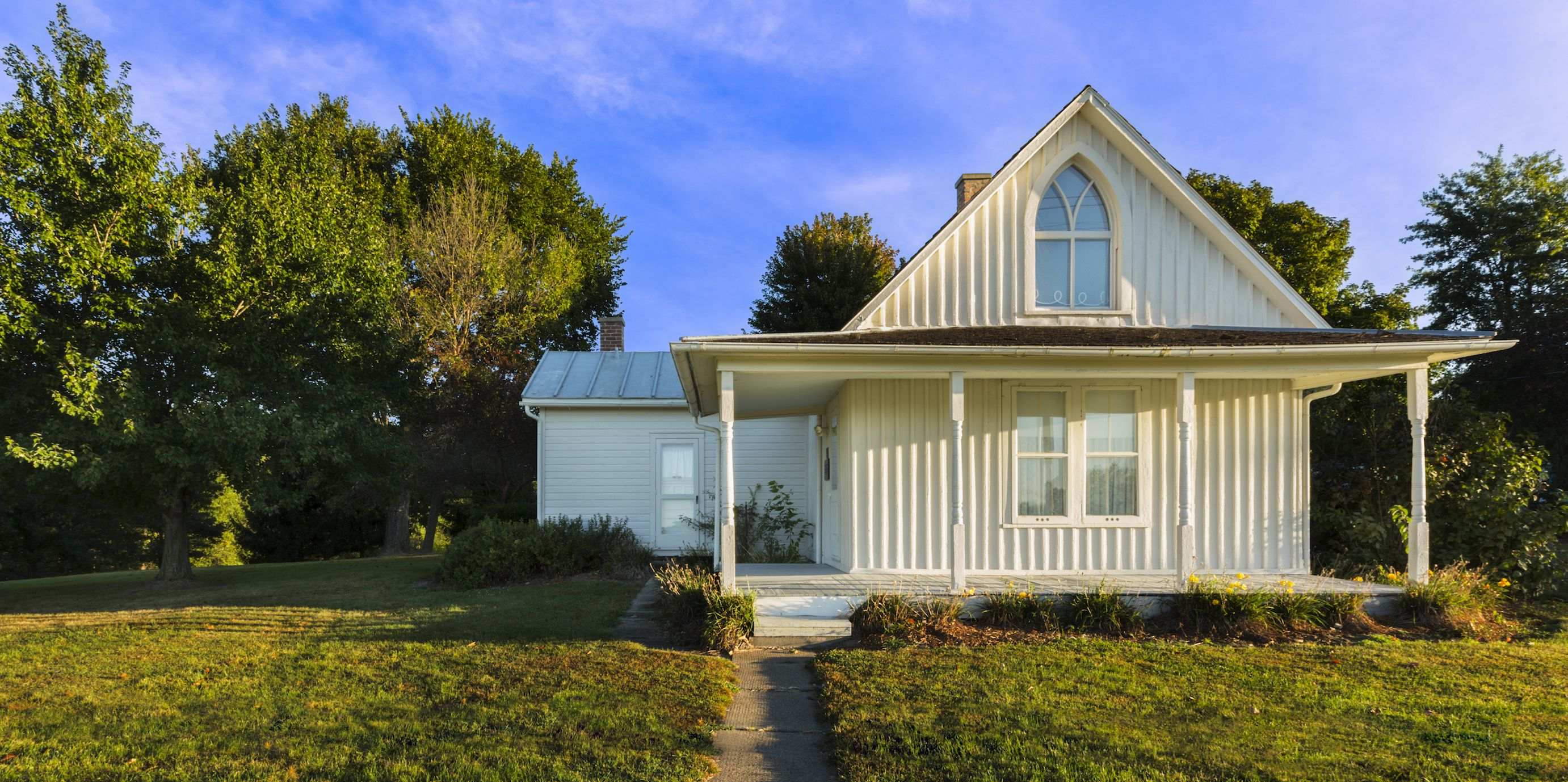 Different Styles Of Houses Found Across The United States