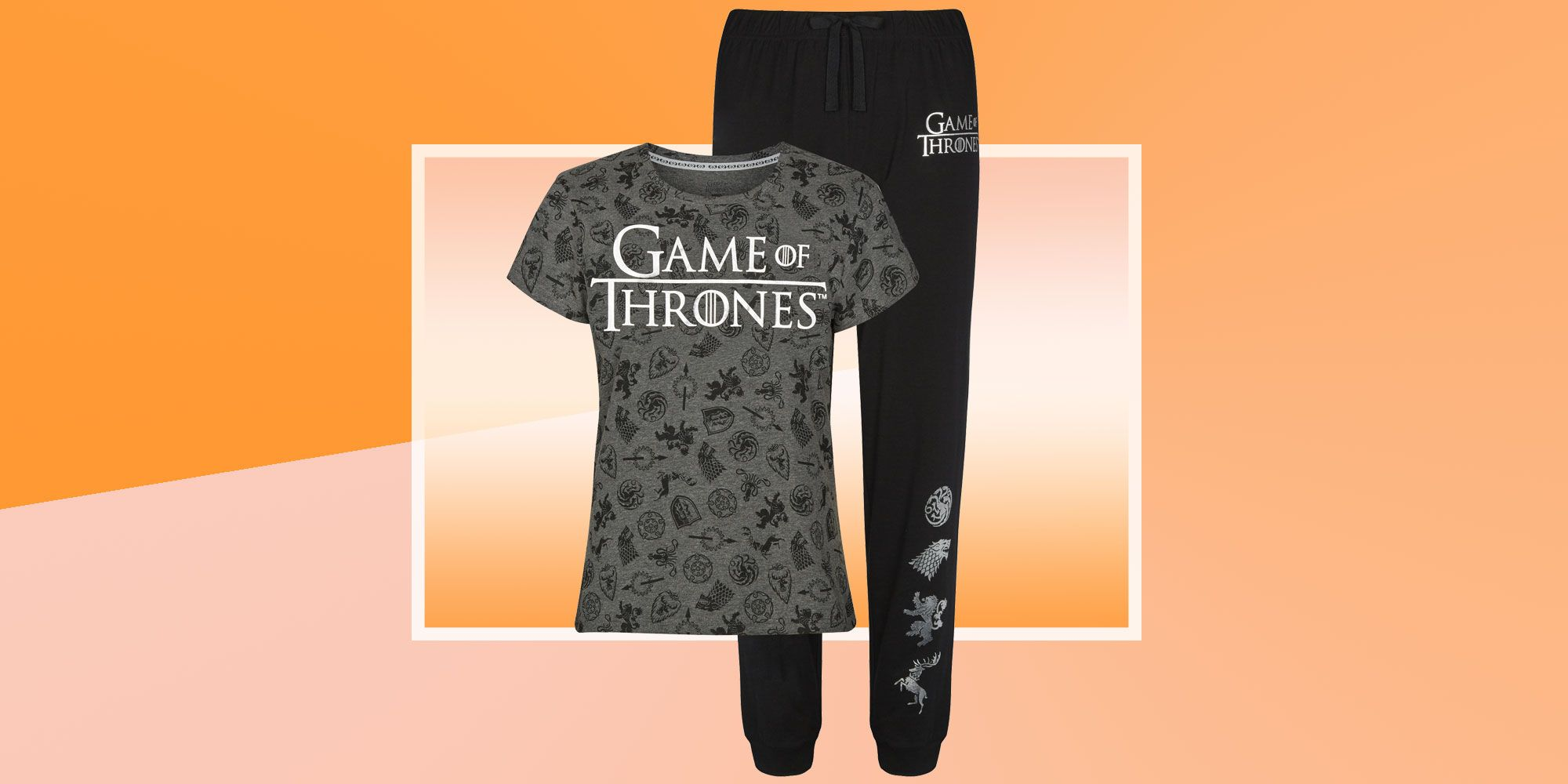 Primark Has A New Game Of Thrones Pj Collection