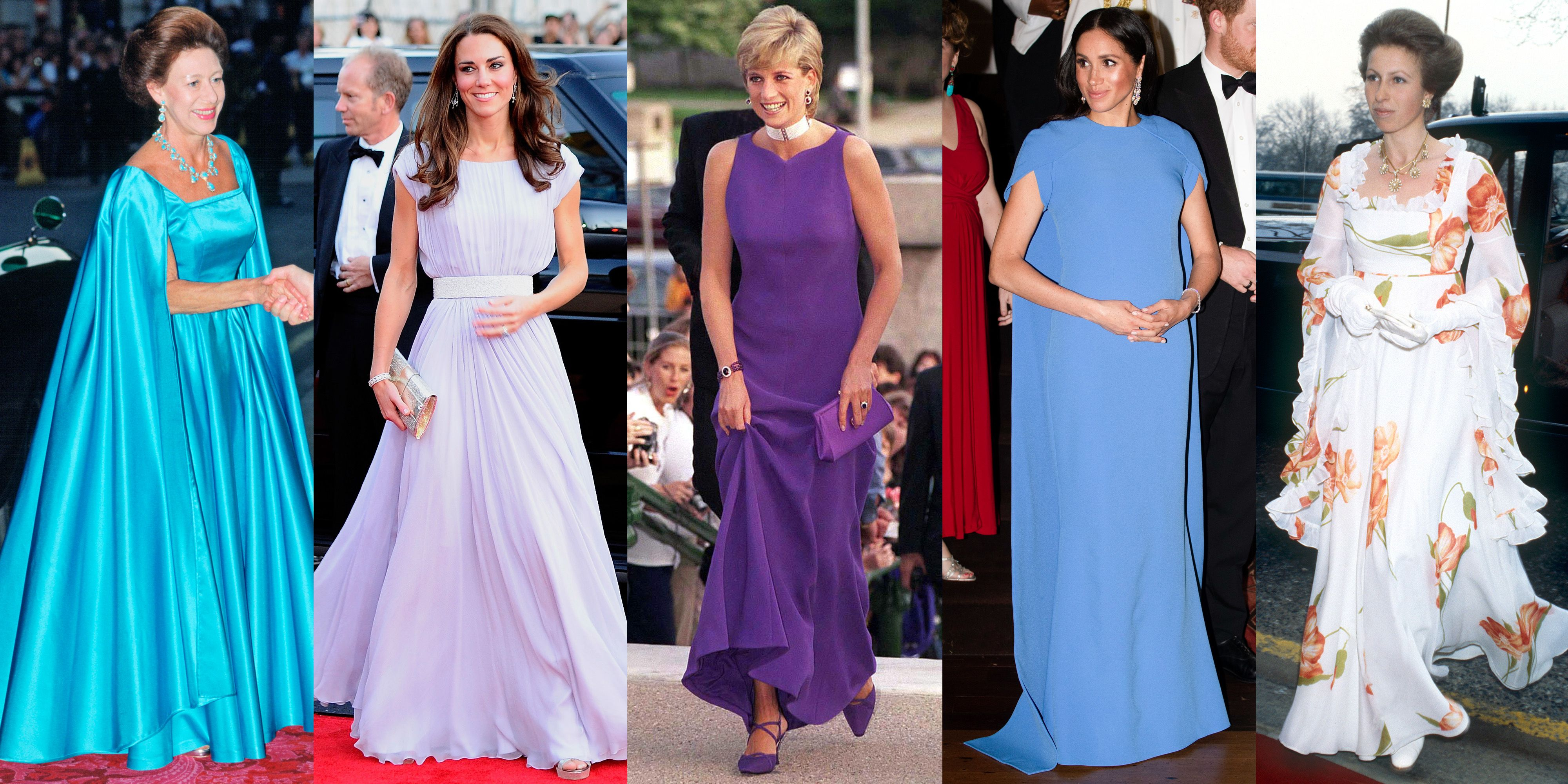The 50 Greatest Gowns Ever Worn by a Royal