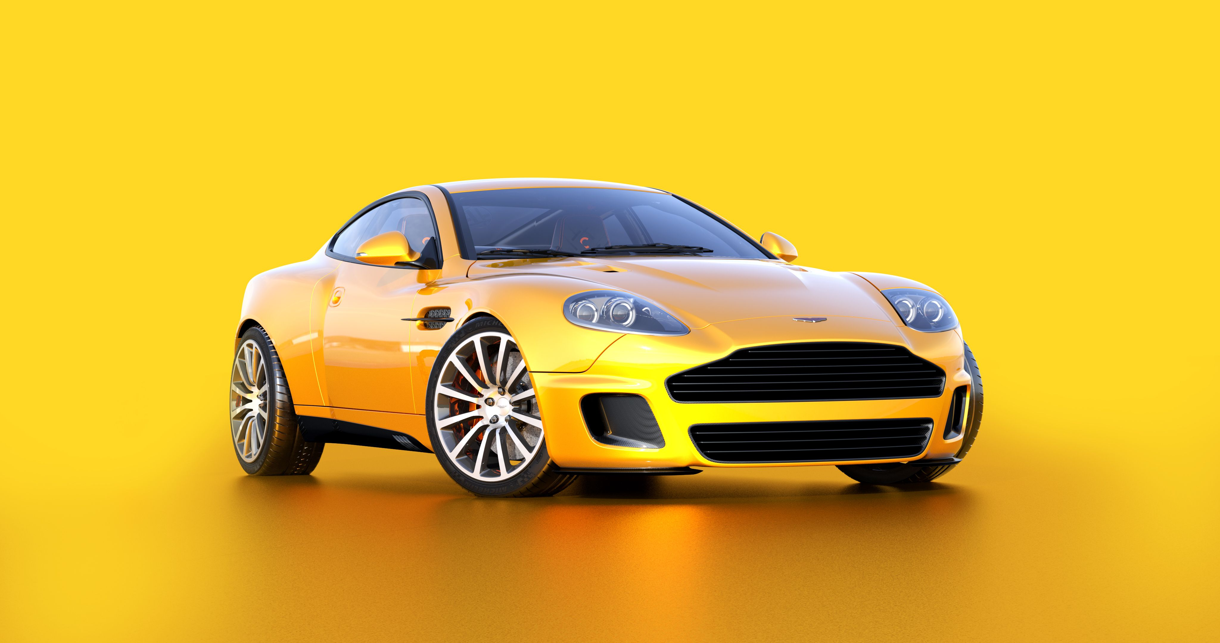 Aston Martin Vanquish Gets Facelifted By Ian Callum