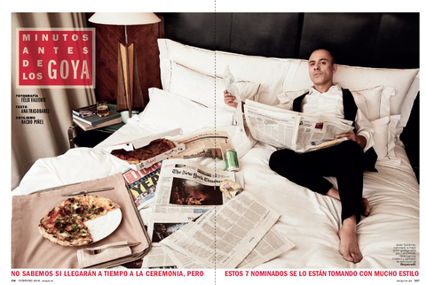 Goya 2019 Esquire